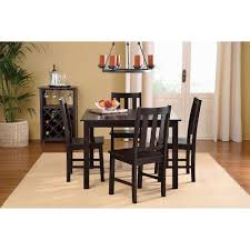 jaclyn smith traditions mission 5 piece dining set shop your way