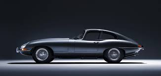 jaguar car icon e type reborn