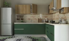 L Kitchen Design L Shaped Kitchen L Shaped Modular Kitchen Designs From Mygubbi