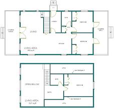 x32 cabin w loft plans package blueprints material list pin by patten on home loft plan