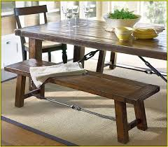 Square Kitchen Table With Bench Kitchen Table With Bench Seating Best 25 Kitchen Table With Bench