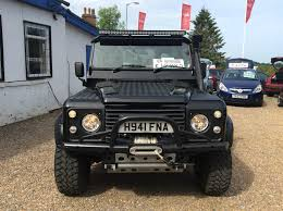 1990 land rover defender 90 used 1991 land rover defender for sale in cheshire pistonheads