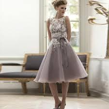 online get cheap vintage tea length lace dress aliexpress com