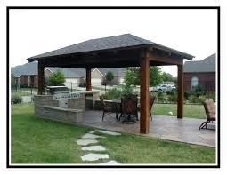 Outdoor Kitchen Covered Patio Patio Ideas Patio Shelter Design Outdoor Patio Cover Ideas