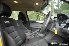 Ford Falcon Xr6 Interior Review 2009 Ford Falcon Xr8 Car Review