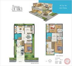 Floor Plan Services Real Estate by Htrlh167 Sq Yds West Facing Jpg