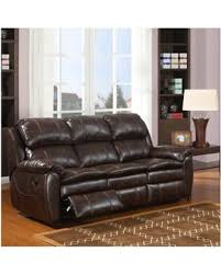 pulaski leather reclining sofa new shopping special pulaski dillon recliner sofa and glider