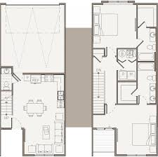 dual master bedrooms houses with two for small reading area
