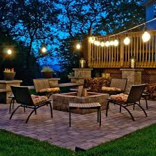 Clear Patio String Lights by Patio Decor Clear Patio String Lights Complement Any Space With