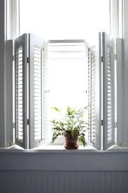 kitchen window shutters interior best 25 interior window shutters ideas on interior window