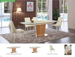 2196 dining table with 2026 chairs modern casual dining sets