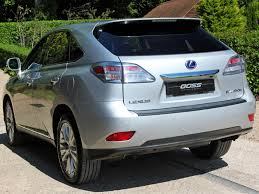 lexus rx hybrid for sale uk used 2010 lexus rx 450h 450h se i full lexus service history for