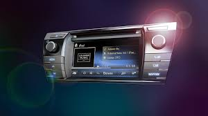 the new toyota touch 2 multimedia system