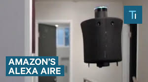 Amazon Home You Can Control This Self Flying Home Assistant Using Amazon U0027s