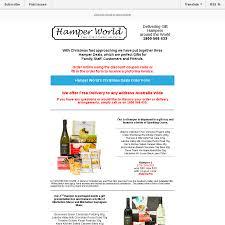 hamper world u0027s christmas hamper deals save up to 59 free delivery