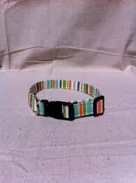 dog collar mardi gras chevron comfort collars handmade mardi gras collar small dog collar