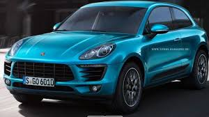 porsche macan 2013 porsche macan rendered without rear doors by x tomi design