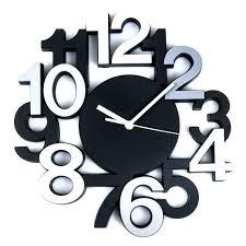 horloge cuisine pas cher pendule de cuisine design horloge design cuisine horloge design