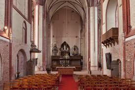Bad Wilsnack Deutsche Stiftung Denkmalschutz Wunderblutkirche St Nikolai