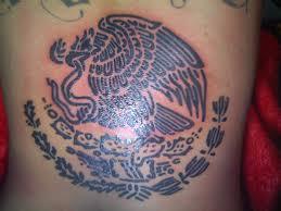 mexican flag emblem by djsiner on deviantart