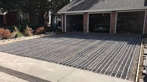 heated driveway snow melting mats warmup