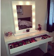 Bedroom Makeup Vanity With Lights Bedroom Makeup Vanity With Lights Trends Vanities For Bedrooms