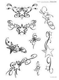 sketches of stars and hearts star designs by crazyeyedbuffalo