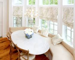 Dining Room Bay Window Treatments - bay window treatment ideas houzz