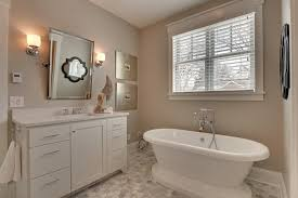 benjamin revere pewter bathroom traditional with master