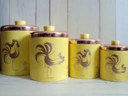 133 best rooster canisters images on pinterest canister sets