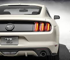 40th year anniversary mustang limited edition 2015 ford mustang celebrates the 50th anniversary