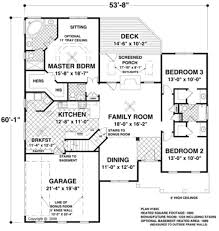 11 1900 sq ft ranch house plans 1600 style planskill luxury
