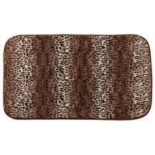 Zebra Print Bathroom Rugs Animal Print Bath Rugs U0026 Mats You U0027ll Love Wayfair
