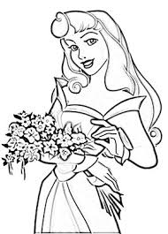 princess coloring pages kids