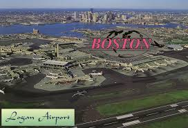 Boston Logan Airport Terminal Map by Boston Logan International Airport Boston Logan International
