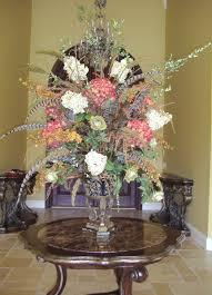 Traditional Flower Arrangement - furniture vintage flower artificial flower arrangements for