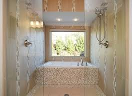 bathtub and shower combo idea for corner tub shower combo love