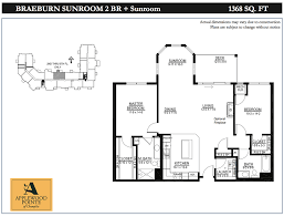 sunroom floor plans floor plans applewood pointe of chlin