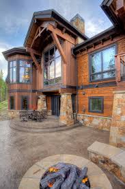 inspiring exterior paint colors mountain homes and best 25 rustic