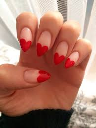 crush worthy nail art inspirations for valentine u0027s day 2017