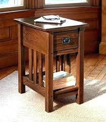 shaker style side table shaker style bedside table mission side table tables free shipping