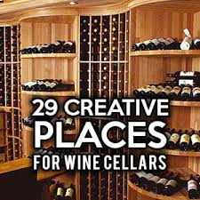 build your own refrigerated wine cabinet 29 creative places for wine cellars and racks in your home