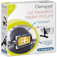 porta tablet per auto porta tablet per auto clempad 13688 tablet clementoni
