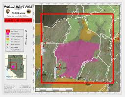 Wildfire Equipment Operators by 2017 Fire Activity Big Cypress National Preserve U S National