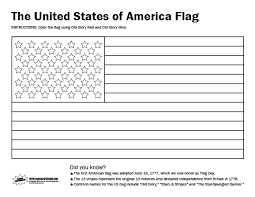 coloring pages american flag printable usa flag coloring page paging supermom