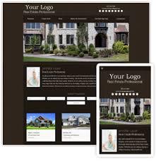 real estate website templates from real estate designer