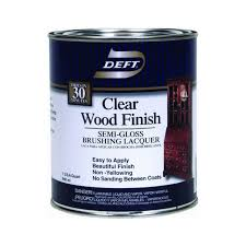 deft 01104 8 interior lacquer clear wood finish household