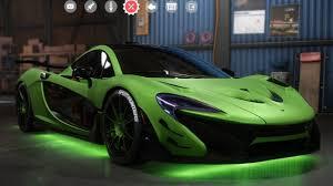 custom mclaren p1 need for speed payback mclaren p1 customize tuning car pc