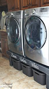 Frigidaire Laundry Pedestal Laundry Room Cool Laundry Washer Dryer Small Laundry Room With