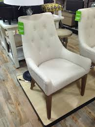 furniture tudted nailhead dining chair for natural dining room idea